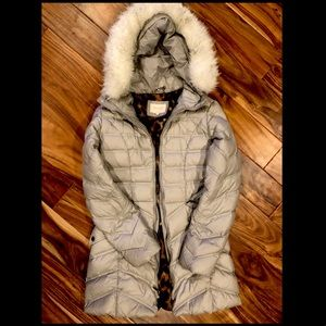 Laundry By Shelli Segal Down Puffer Coat!
